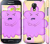 "Чехол на Samsung Galaxy S4 mini Duos GT i9192 Пупырка ""2037c-63"""