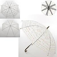 Зонт детский трость MK 3644