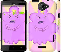 """Чехол на HTC One X+ Пупырка """"2037c-69"""""""