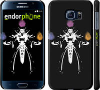 "Чехол на Samsung Galaxy S6 G920 Dota 2. Invoker ""984c-80"""