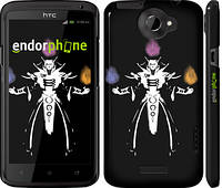 "Чехол на HTC One X Dota 2. Invoker ""984c-42"""