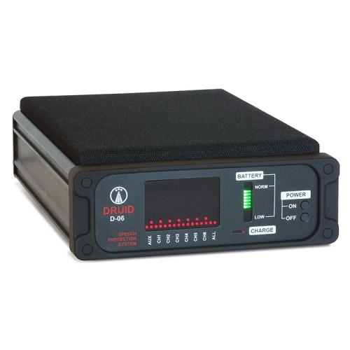 Пристрій забезпечення конфіденційних переговорів DRUID D-06