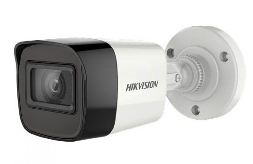 5Мп Turbo HD видеокамера Hikvision DS-2CE16H0T-ITF (2.4 мм)