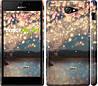 "Чехол на Sony Xperia M2 dual D2302 Фонарики ""2724c-61"""