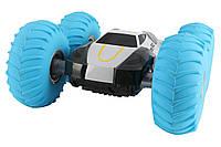 Перевёртыш на радиоуправлении YinRun Speed Cyclone с надувными колесами (на бат., серый)