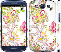 "Чехол на Samsung Galaxy S3 Duos I9300i Узор 4 ""261c-50"""
