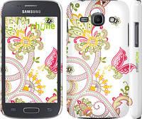 "Чехол на Samsung Galaxy Ace 3 Duos s7272 Узор 4 ""261c-33"""