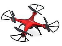 Квадрокоптер One Million c WiFi камерой Red