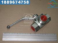 ⭐⭐⭐⭐⭐ Кран шаровой гидравлический 3х ходовой 1/2x1/2x1/2 (производство  Агро-Импульс.М.)  1/2*1/2*1/2