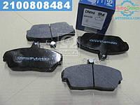 ⭐⭐⭐⭐⭐ Колодка торм. ГАЗ 3302  передняя     (комплект  4шт.) (пр-во Dafmi)