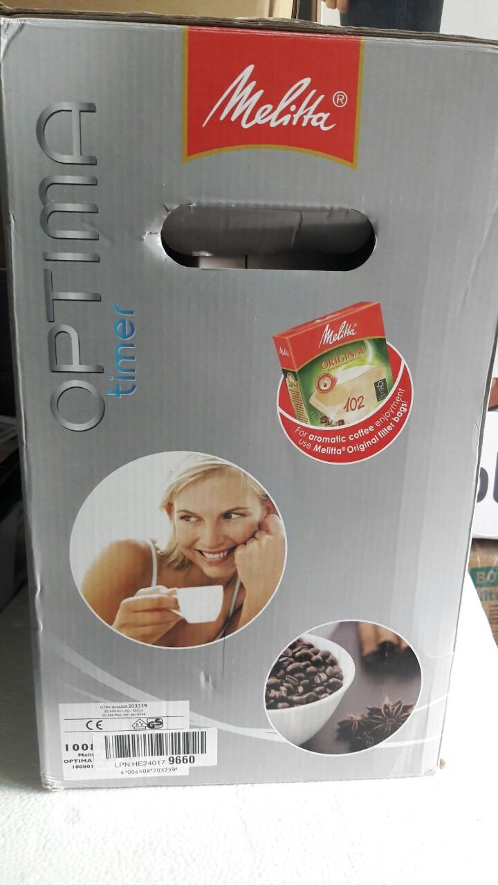 Кофемашина  Melitta Optima Timer, 100801
