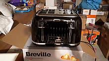 Тостер Breville Impressions 4 ломтик - черный