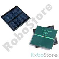 Солнечная панель 1Вт 5.5В