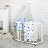 Дитяча постіль Маленька Соня Baby Design City
