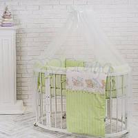 Дитяча постіль Маленька Соня Baby Design Малюки