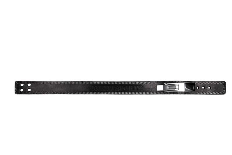 """Пояс """"Жим лежа"""" 60 мм, карабин, трехслойный S (60-80 см)"""