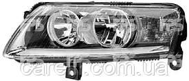 Фара передняя для Audi А6 '05-10 левая (DEPO)