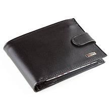 Чоловіче портмоне Butun 207-024-001 шкіряне чорне