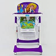 """Детский стульчик для кормления JOY J 5500 """"Принцесса"""""""
