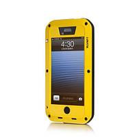 Чехол LUNATIK Taktik Extreme (Yellow) для iPhone 4/4S