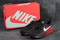 Мужские кроссовки Nike Air Max 2017. Черные с красным. Код товара: Д - 4335