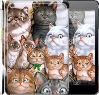 """Чехол на iPad mini коты """"1653c-27"""""""