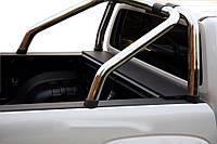 Защитная дуга кузова Nissan Navara (2005-2014) /без защиты стекла