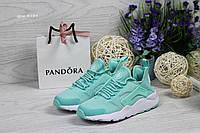 Женские кроссовки  Nike Huarache. Мятные. Код товара: Д -4734