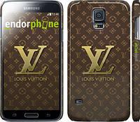 """Чехол на Samsung Galaxy S5 Duos SM G900FD Louis Vuitton 2 """"455c-62"""""""