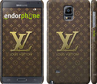 "Чехол на Samsung Galaxy Note 4 N910H Louis Vuitton 2 ""455c-64"""