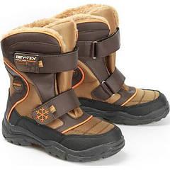 Детская зимняя обувь для мальчиков (рр. с 30 по 39)