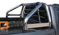 Защитная дуга кузова Nissan Navara (2005-2014)