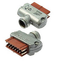 РШ2Н-1-29   Соединитель электрический (вилка)