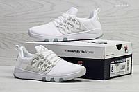 Женские демисезонные кроссовки  Fila, белые. Код товара: Д -5519