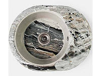 Мойка кухонная из камня Valetti 600/470 цвет Оникс