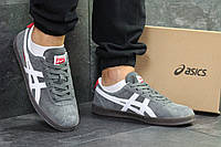 Мужские кроссовки Asics, серые. Код товара: Д - 6085
