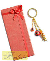 Брелок в подарочной коробке 6960-973