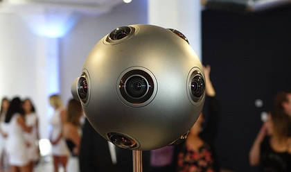 Nokia представила камеру виртуальной реальности