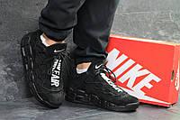 Мужские кроссовки Nike Air Uptempo 96, черные, Код товара - Д -6716