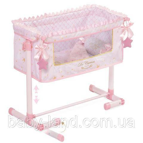 Манеж ліжко для ляльок Марія DeCuevas 51228