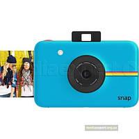 Аппарат Polaroid Snap синий + вклад 30 шт.
