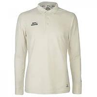 Рубашка Slazenger Cricke White - Оригинал