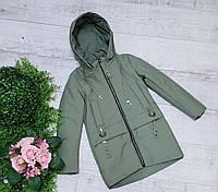 Куртка демисизонная  код 901 , размеры на рост от 140 до 164 примерный возраст от 9 и старше лет, фото 1