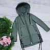 Куртка демисизонная  код 913 , размеры на рост от 164 и 158