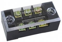 Колодка клемна 3-х разрядная ТВ6003 60А/600V (0,5*6,0мм) ENERGIO
