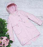 Куртка демисизонная  код 003 HL , размеры на рост от 140 до 164 примерный возраст от 9 лет и старше, фото 1