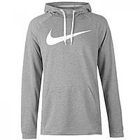 Худи Nike Dry Swoosh Grey - Оригинал, фото 1