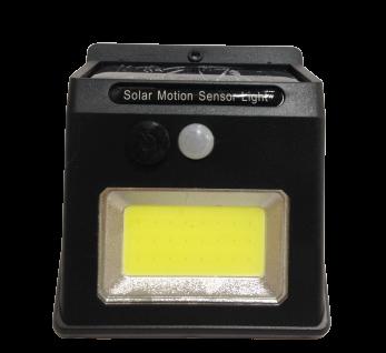 Світ-ик LED на соняч батар.с ДД 24диод.COB 12W 6000K IP64 диод-залив СЕЗОН.ТОВАР,без поверн (1605) R
