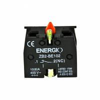 Контакт для постів ZB2-BE 102 N/C ENERGIO
