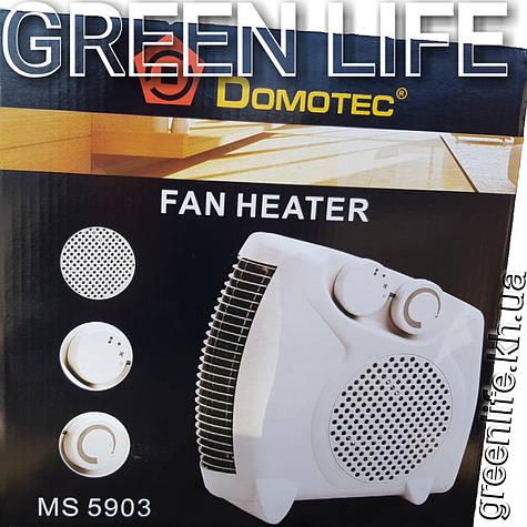 Тепловентилятор Domotec 2 кВт